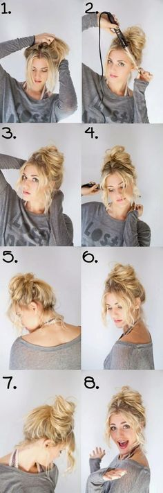 Top 5 Wonderful Hairstyles Tutorial for Long Hair