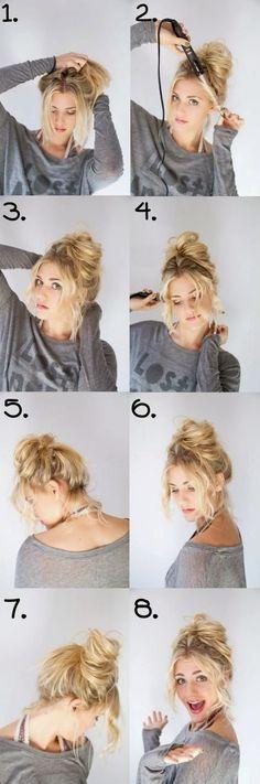 Top 5 Wonderful Hairstyles Tutorial for Long Hair