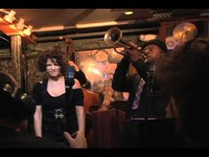 Cyrille Aimee, Roy Hargrove and Joel Frahm - Love For Sale -YouTube.  Awesome!