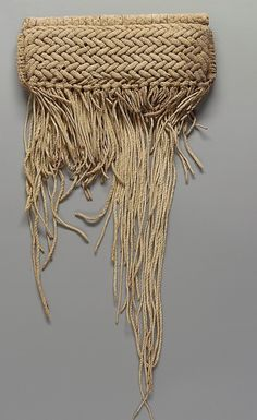 12th Century Cache-Sexe from Mali (via http://knitdreams.tumblr.com/post/34337727715/mondaysprojects-12th-century-cache-sexe-from#)