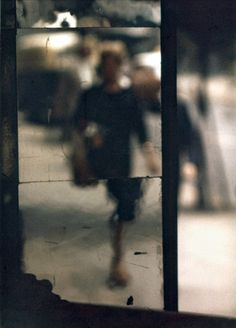 """I can't remember the exact moment that I discovered the work of Saul Leiter. I think I remember seeing some link on the internet about the discovery of one of the earliest """"pioneers&#82…"""