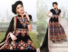 Indian Bollywood Partywear Salwar Kameez / Traditional Indian Ethnic Salwar Kameez / Anarkali Salwar Kameez Dress Tunic Kurti (RCD KHNI 908)...