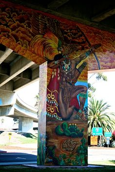 brooke: Chicano Park.
