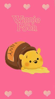 Pooh bear cute winnie the pooh, winnie the pooh friends, bear wallpaper, cartoon Cute Winnie The Pooh, Winne The Pooh, Winnie The Pooh Quotes, Winnie The Pooh Friends, Bear Wallpaper, Cartoon Wallpaper, Kawaii Disney, Disney Art, Britto Disney