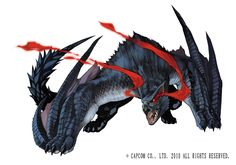 Monster Hunter //  Nargacuga