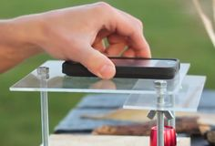 With $10 worth of materials, you can turn your smart phone into a powerful microscope. AMAZING.