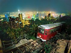 Cumbre Victoria,Hong Kong, China