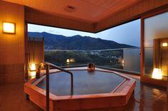 "private open-air bath "" Tenshou-no-yu"""