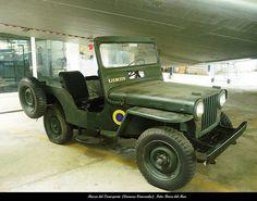 Carro del Ejercito. Museo del Transporte (Caracas-Venezuela)