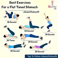 Beautiful You (@beautifulyoufit) posted on Instagram • Aug 17, 2020 at 4:20pm UTC Lower Belly Workout, Workout For Flat Stomach, Best Cardio Workout, Fun Workouts, Fitness Workout For Women, Fitness Tips, Health Fitness, Tone Belly, Bridge Workout