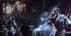 The multi award-winning Miss Saigon arrives at the Bristol Hippodrome on Wednesday May 2018 for a bumper lineup of shows, running all the way through to Saturday July. Theatre Shows, Musical Theatre, Miss Saigon Musical, Sleepy Hollow Tim Burton, Tim Burton Johnny Depp, Johnny Depp Movies, South Vietnam, Sweeney Todd, Architecture Tattoo