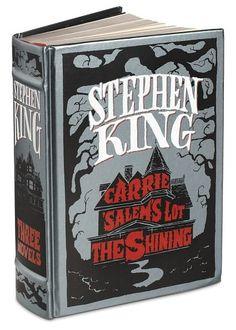 Stephen King: Three Novels -Stephen King books-worth-reading