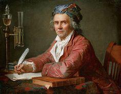 DAVID, Jacques-Louis  France 1748 – 1825    Portrait of Alphonse Leroy   [Portrait d'Alphonse Leroy] c.1783  Painting  Oil on canvas