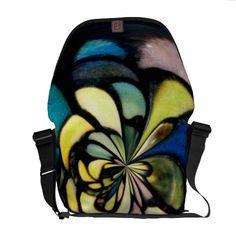 Tiffany Flow Large Messenger Bag