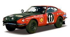 Datsun Safari Rally Z