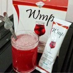 WMP - Weight Management Programadalah minuman Juice yang di ekstrak dari kopi hijau dan beberapa herbal alami lainya, kombinasi vitamin dan mineral dengan rasa black currant, bekerja sinergis untuk membantu meningkatkan pembakaran lemak tubuh sehingga dapat membantu proses penurunan berat badan menjadi lebih efektif.  WMPSlim Juice dapat membuat body Anda sehat, langsing dan sexy. WMP tidak memiliki efek samping dan tidak menyebabkan ketergantungan. WMP terbuat dari bahan alami yang…