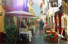 Balade dans le centre de Funchal - Madère #Travel ©Salaün Holidays Funchal, Centre, Street View, Photo Galleries, Ride Or Die, Vacation, Travel, Photography