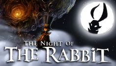 the night of the rabbit is point-and-click adventure made by daedelic entertainment. Game Theory, Up Game, Indie Games, Rabbit, Night, Movie Posters, Image, Entertainment, Adventure