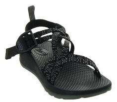 Chaco brings us these adorable childrens chacos. The ZX1 Ecotread in Hugs and Kisses features double strapped polyester straps around the foot and through the midsole for a customizable fit to offer a