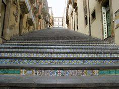 Caltagirone, Sicily.