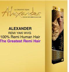 ALEXANDER REMI YAKI WVG  100% Remi Human Hair The        Greatest Remi Hair   www.allclassbeautyhairr.com Flip In Hair Extensions, Remy Weave, Fusion Hair, Hair Tape, Hair Flip, Virgin Hair, Weave Hairstyles, Braided Hairstyles, Natural Hair