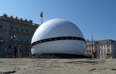 sfera molo audace trieste - Cerca con Google
