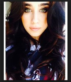Lauren beautiful eyes