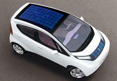 carros com placas solares - Pesquisa Google
