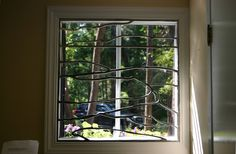 Chester Cotter Window Security Bars