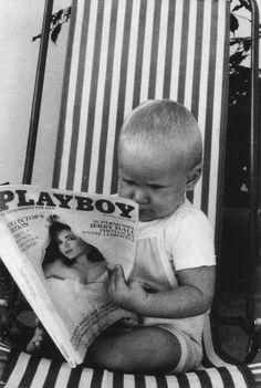 (。◕‿◕。)   Baby Julien Rio de Jabeiro, Brasil 1986 ~Photo by Jean Rey