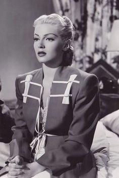 Gorgeous Lana Turner