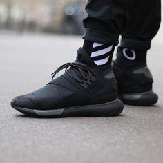 51eb5bc87c42 adidas Y-3 Qasa High. Sneakers AdidasMen SneakersJapanese Fashion  DesignersSports BrandsYohji YamamotoProduct ...