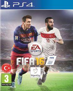 Fifa 16 PS4 Oyun :: Beğen AVM