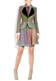 Heart Collar Harris Tweed Blazer Jacket | Vivienne Westwood ($500-5000) - Svpply
