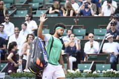 "Via Roland Garros: Jo Wili Tsonga: ""There are victories. There are disappointments...Last week I won my 1st-ever clay tournament. And today I lost at the French Open."""
