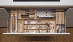 Slimme trucs om je keukenkastjes te organiseren