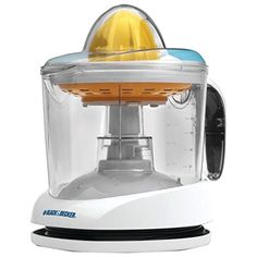 BLACK DECKER CJ625 30-Watt 34-Ounce Citrus Juicer, White ** Check out this great product.