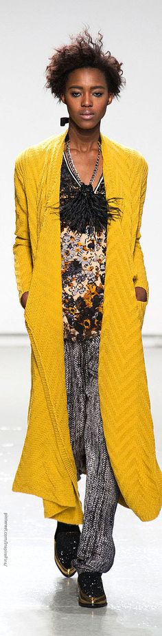 Tracy Reese FW2014