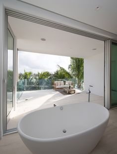 bathroom view by STRANG