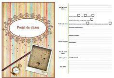 Journal de bord, cahier enseignant, projet de classe