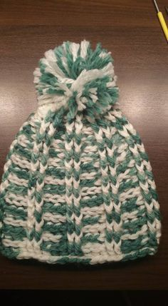Easy and quick crochet # crochet with Yve Crochet winter hat tornado. Easy and quick crochet # crochet with Yve History of Knitting Yarn spinning, weaving and sew. Crochet Winter Hats, Crochet Beanie, Knitted Hats, Crochet Hats, Crochet Poncho, Skirt Pattern Free, Crochet Skirt Pattern, Free Pattern, Baby Knitting Patterns