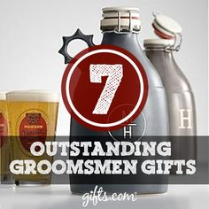 7 Great Gifts Ideas for The Groomsmen!