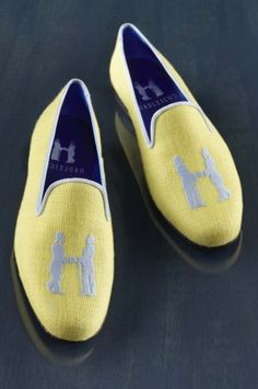 Hadleigh's slippers - must haves for summer!