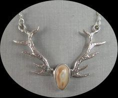 Elk Ivory Pendant …