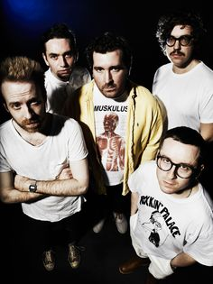 Hot Chip are a British electronic music band from London, formed in 2000: Genre: Synthpop, indietronica, alternative dance