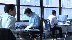 For Tech Start-Ups, New York Has Increasing Allure