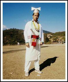 Aka (hrusso) arunachal Pradesh. Arunachal Pradesh, Bhutan, Nepal, India, Costumes, Traditional, Boys, People, Dresses