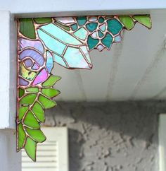 Sea Glass art For Mom - - - Clear Fused Glass art - Beach Glass art Mom Stained Glass Designs, Stained Glass Projects, Stained Glass Patterns, Stained Glass Art, Stained Glass Windows, Glass Wall Art, Sea Glass Art, Mosaic Glass, Fused Glass
