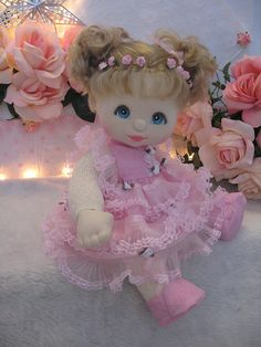 Mattel My Child Doll U.S Ash Piggy Girl ~ Commissioned Doll~ Sit Down | Flickr – Condivisione di foto!