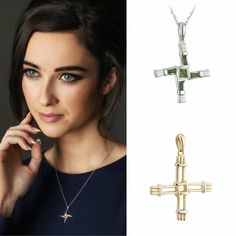 Said to ward off evil, fire and hunger; the Cross of St. Brigid is an old Irish symbol of protection.